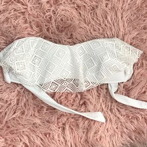 Tilly's bathing suit bandeau